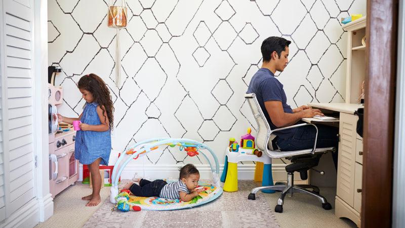 O que a paternidade pandêmica pode nos ensinar sobre liderança