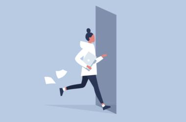 ¿Estás pensando en dejar tu trabajo?