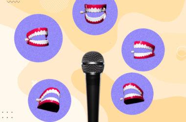 Presenta tu próxima idea como un comediante de pie