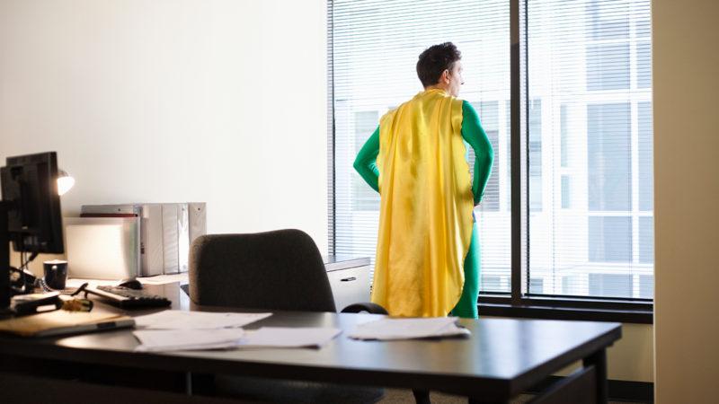Sus empleados se intensificaron en una crisis. ¿Qué pasa cuando se acaba?