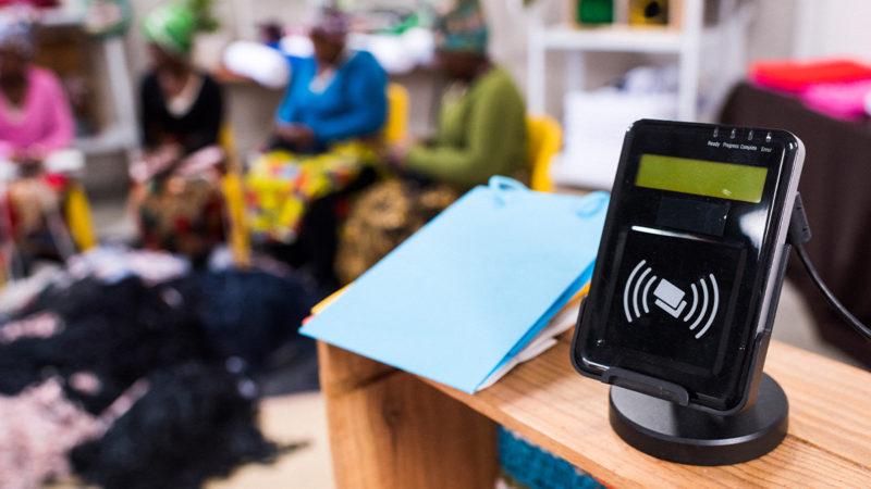 Digitalización de las pequeñas y medianas empresas de África