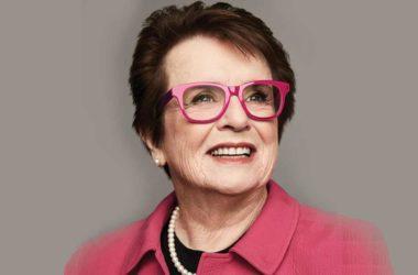 Trabalho da vida: uma entrevista com Billie Jean King